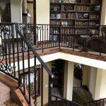 libraryrailing