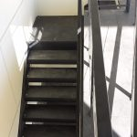 cable rail w stairs 2-26-20