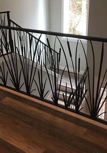 Cat Tail Railing